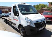 Vauxhall Movano 2.3CDTI 16v ( 100ps ) ( Euro IV ) LWB 3500 Vehicle Transporter