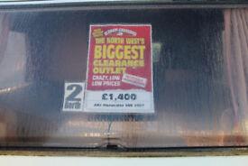ABI Marauder 380 1987 2 Berth Caravan £1400