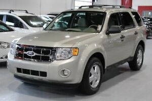 Ford Escape XLT 4D Util 4WD 4cyl 2011