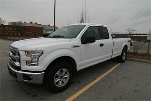 like brand new. only 1600k,2016 ford f150, 4X4,6seater,long box