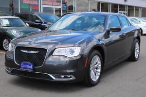2017 Chrysler 300S,LEATHER,ROOF,NAVI,CAMERA,1-OWNER,NO ACCIDENTS