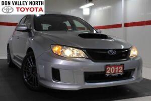 2012 Subaru WRX STi -