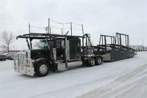 2001 Peterbilt 379 Car Hauler
