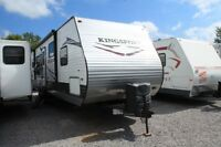 2014 Gulfstream Kingsport Travel Trailer