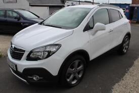 LHD 2013 Vauxhall/Opel Mokka 1.7CDTi (130ps) 4X4 Exclusive SPANISH REGISTERED