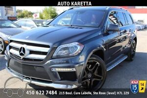 2013 MERCEDES GL350 BLUETEC/AWD, PREMIUM TECH SPORT