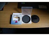 B+W 77mm Circular polariser SLIM MRC