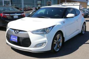 2012 Hyundai Veloster NAVI BLUETOOTH,NO ACCIDENTS CERTIFIED