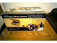 Nostalgia music system
