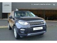 2017 Land Rover DISCOVERY SPORT DIESEL SW 2.0 TD4 180 SE Tech 5dr Auto SUV Diese