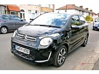 2014 CITROEN C1 FLAIR 1.0 AUTOMATIC, 5K MILES, HIGH SPEC NEW SHAPE LIKE TOYOTA AYGO FORD FIESTA POLO
