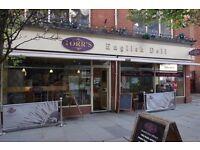 CAFE & DELICATESSEN BUSINESS Ref: 146337