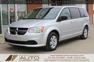 2012 Dodge Grand Caravan ** STOW 'N GO ** REAR AIR **
