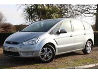 Ford S-MAX 1.8TDCi Zetec ( 125ps ) 6 speed 2008 7 seater MPV Isofix