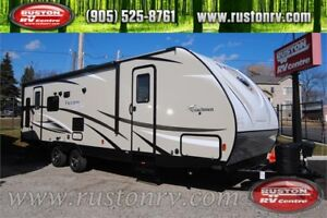 NEW 2017 Coachmen Freedom Express 281RLDS Rear Lounge