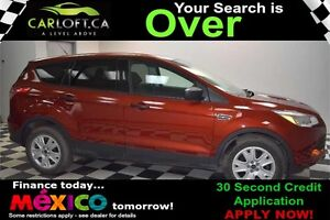 2014 Ford Escape S - KEYLESS ENTRY**A/C**TINTED WINDOWS