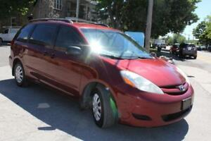 PRIX REDUIT 2008 Toyota Sienna CE,7 PSGS, TRES PROP,VRY CLEAN,A1