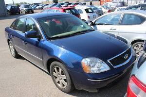 Recently Traded 2006 Ford Five Hundred SEL