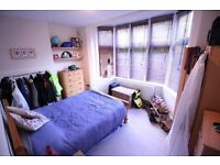 Fantastic extremely large 2 bed 2 bath duplex apartment in Streatham with private garden.