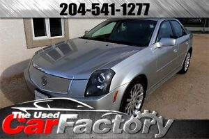 2007 Cadillac CTS LOW KM