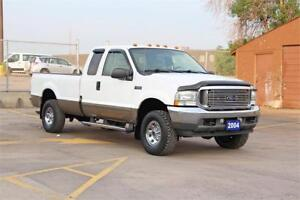 2004 Ford F-250 Gas 4x4 XLT 8ft||Certified OPEN SUNDAY 10-6