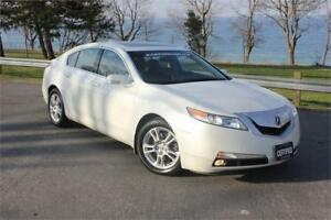 2010 Acura TL w/Tech Pkg - LEATHER|ROOF|NAVI|LOW LOW KMS!!