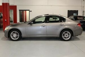 Infiniti G37 LUXURY 4D Sedan AWD 2009