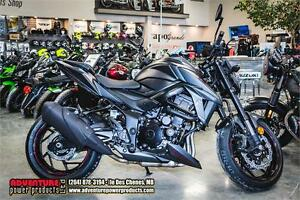 2018 Suzuki GSX-S750Z ABS - Only $69 Bi-Weekly oac*