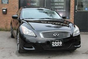 2009 INFINITI G37S 6MT *NO ACCIDENTS, CERTIFIED, RARE*