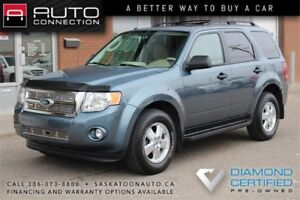 2012 Ford Escape AWD ** LEATHER ** BLUETOOTH ** SUPER LOW KM **