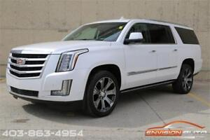 2016 Cadillac Escalade ESV PREMIUM \ ONE OWNER \ EXTENDED WARRAN