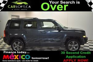 2015 Jeep Patriot SPORT 4X4 - LOW KMS**SUNROOF**U-CONNECT