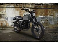 New BRIXTON BX 125 - In Stock Now - Finance Available