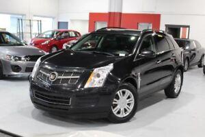 Cadillac SRX 4D Utility FWD 2012