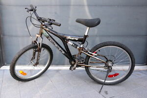 Youth's Mountain Bike -- great working condition -- SUPER PRICE