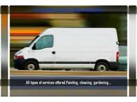 Man and van/handyman