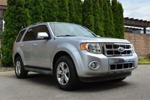 2010 Ford Escape Limited | Low Kms | No Accidents