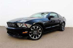 2011 FORD MUSTANG GT CALIFORNIA SPECIAL   CERTIFIED   LEATHER