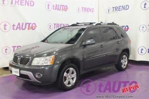 Designed for living. Engineered to last. 2007 Pontiac Torrent