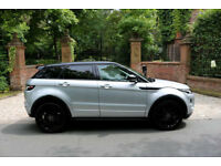 13 PLATE RANGE ROVER EVOQUE 58,121 MILES DYNAMIC AWD BLACK PACK EXCEPTIONAL