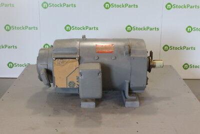 10HP 900RPM - GENERAL ELECTRIC 5CD173HA015A800 NSNB - 10 HP DC MOTOR 850 RPM SPF