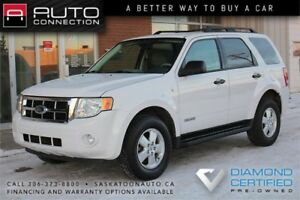 2008 Ford Escape XLT AWD ** SUPER LOW KM **