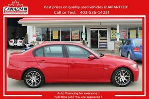 2007 BMW 3 Series 328xi ALL WHEEL DRIVE 6 SPEED!FIANCING FOR ALL