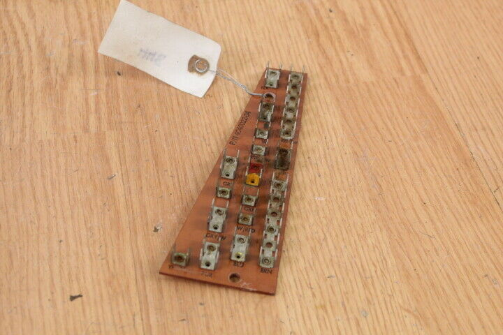 1989 POLARIS TRAIL BOSS 250 4X4 Terminal Board Fuse Box   eBayeBay