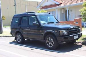 2004 Land Rover Discovery Wagon West Footscray Maribyrnong Area Preview