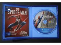 Spider Man PS4 Good as New
