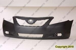 Bumper Front Primed Le/Xle/Base Model/Hybrid Usa Built High Quality Toyota Camry 2007-2009