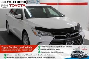 2015 Toyota Camry LE Upgrade Package