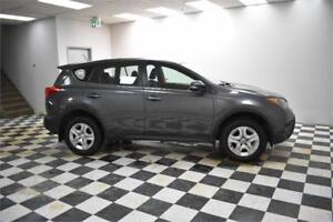 2015 Toyota RAV4 LE- HANDS FREE * CRUISE * ALLOY RIMS