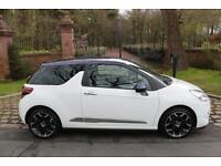 63 PLATE CITREON DS3 1.6 VTI D STYLE PLUS 32,787 1 OWNER SUPERB EXAMPLE
